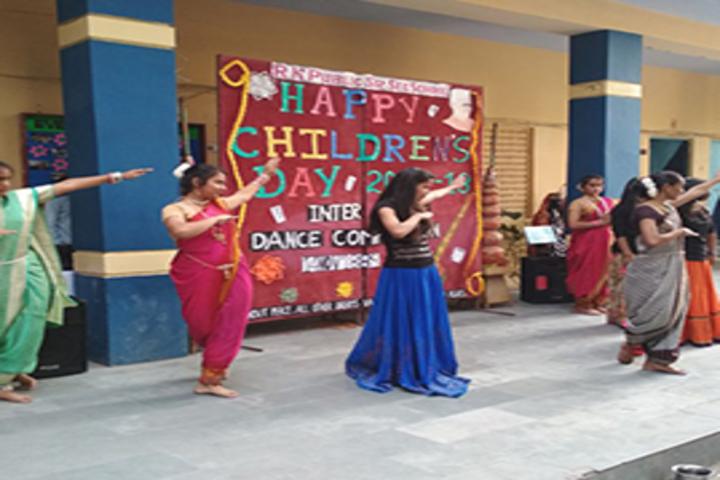 R K Public Senior Secondary School-Dance