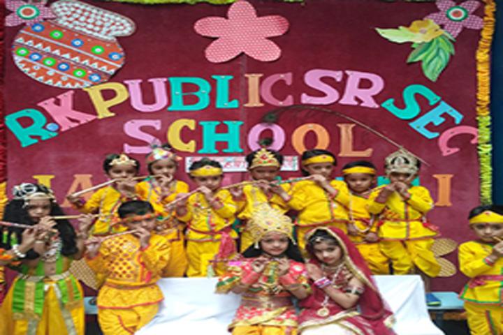 R K Public Senior Secondary School-Festivals