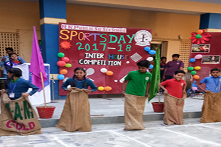 R K Public Senior Secondary School-Indoor Games