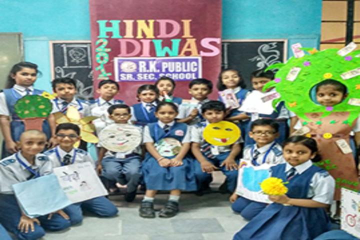 R K Public Senior Secondary School-Kids