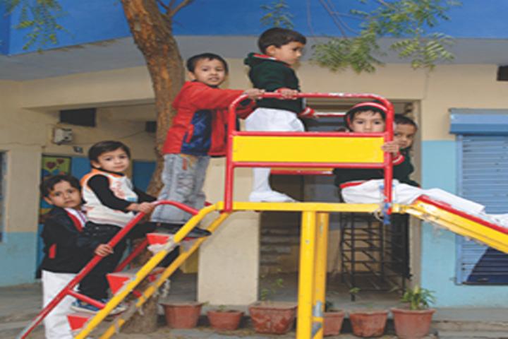 R K Public Senior Secondary School-Kindergarden