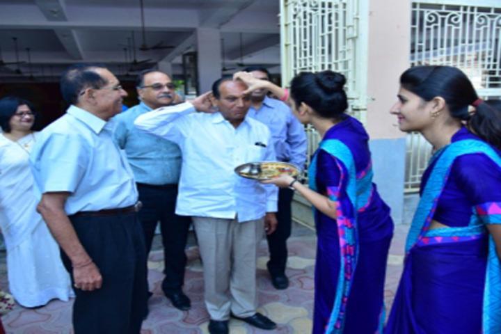 Shri Maheshwari Senior Secondary School-Function