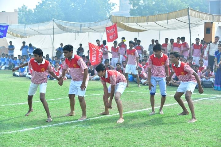 Shri Maheshwari Senior Secondary School-Games