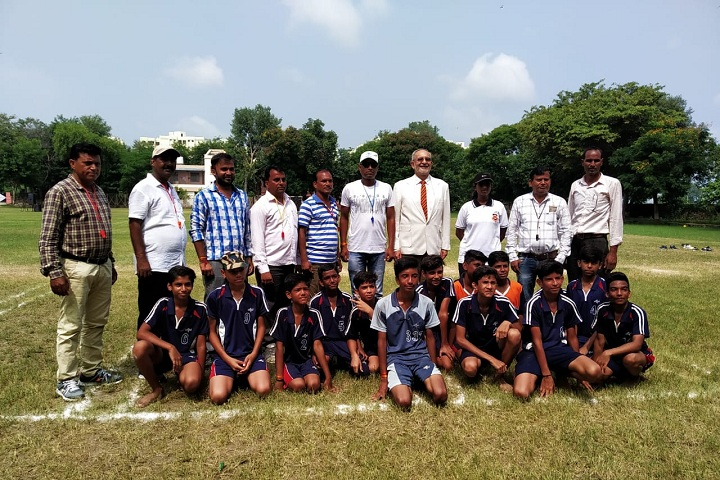Bakhshis Springdales Junior School-Sports Team