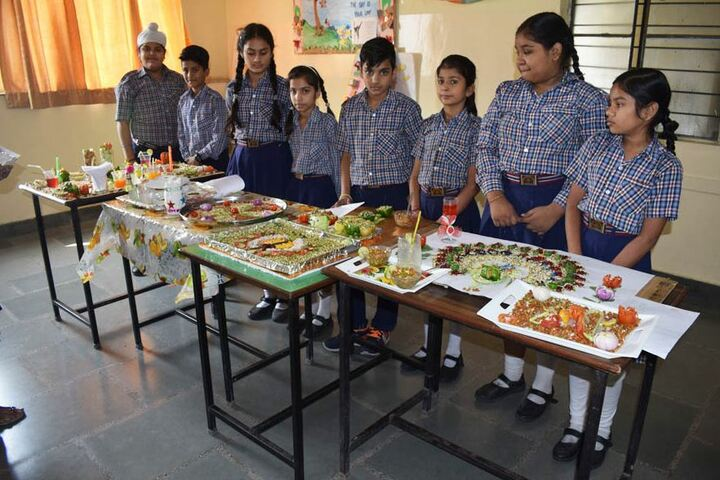 Bakhshis Springdales Upper Primary School-Food