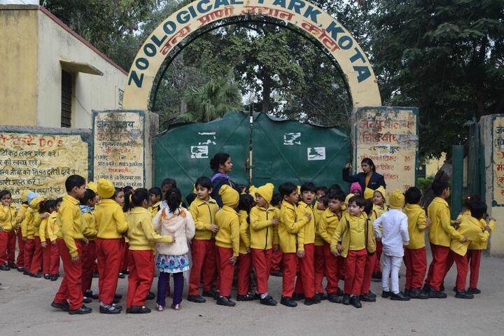 Bakhshis Springdales Upper Primary School-Tour