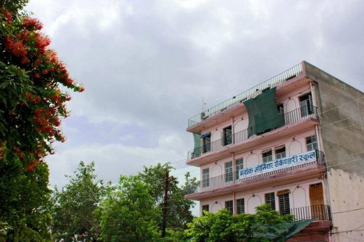 Mayank Senior Secondary School-Campus