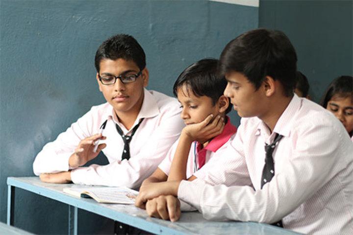 Mayank Senior Secondary School-Class Room