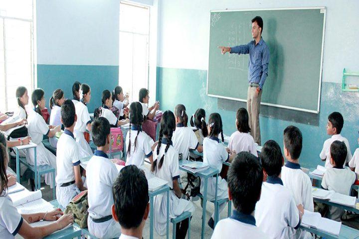 Mayank Senior Secondary School-Class