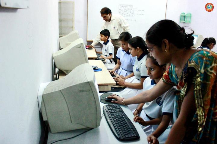 Mayank Senior Secondary School-Computer LAb