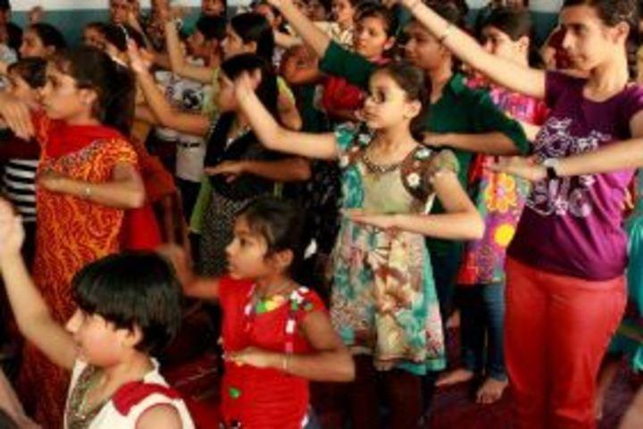 Mayank Senior Secondary School-Dance Room