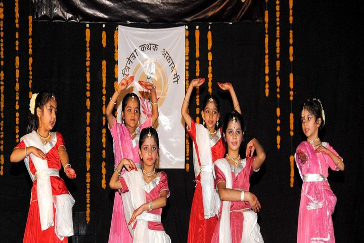 Mayank Senior Secondary School-Dance