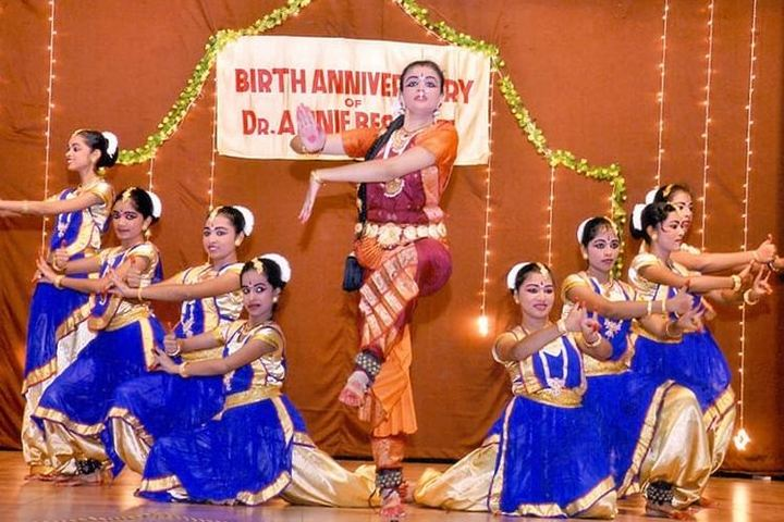 Besant National Girls Pre University College-Annual Day