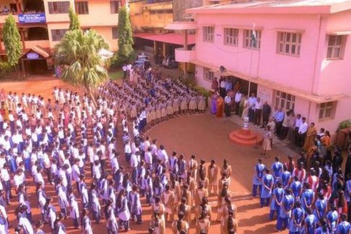 Besant National Girls Pre University College-Assembly