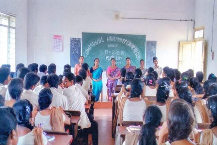 Besant National Girls Pre University College-Classroom