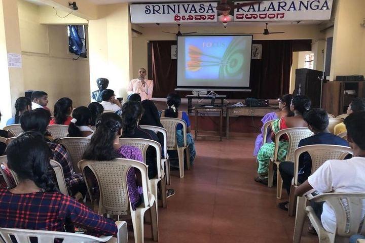 Besant National Girls Pre University College-Seminar Hall