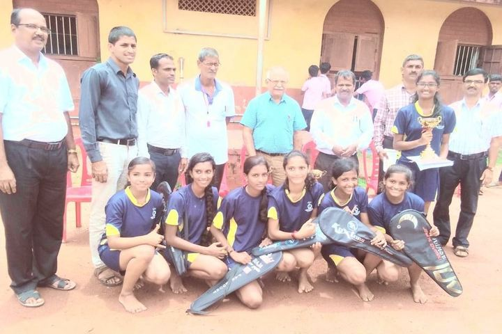 Besant National Girls Pre University College-Sports