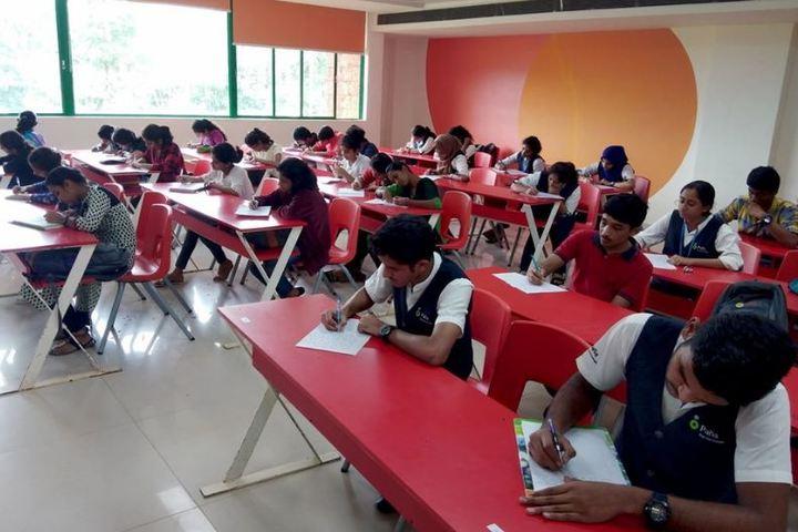 Pana PU College-Classroom