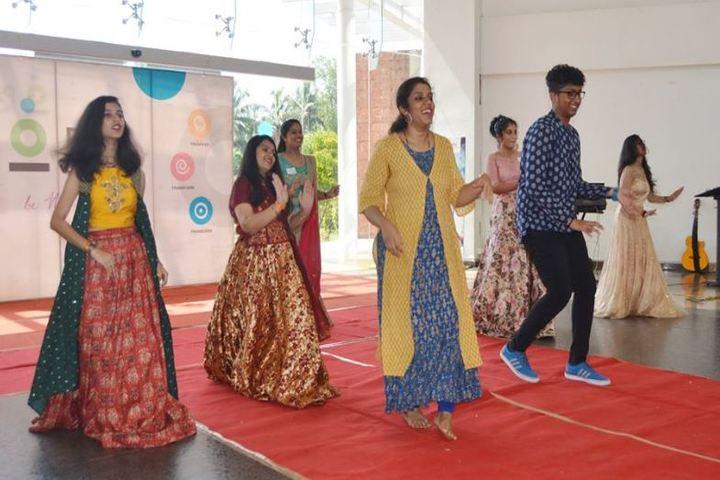 Pana PU College-Dance Room