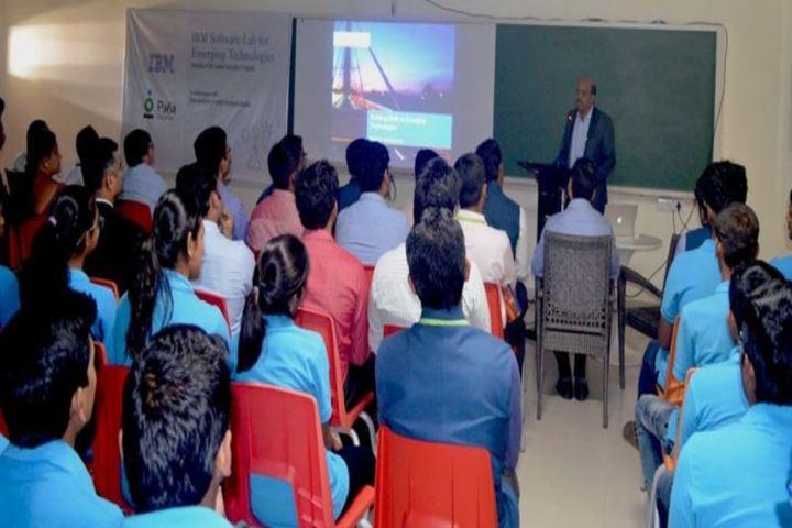 Pana PU College-Digital Classroom