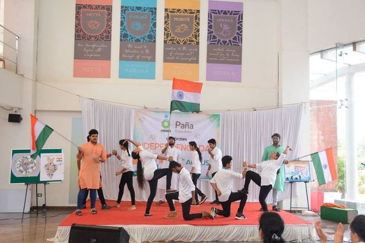 Pana PU College-Independence Day