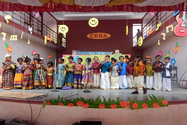 CEOA Matriculation Higher Secondary School-Fancy Dress Competition
