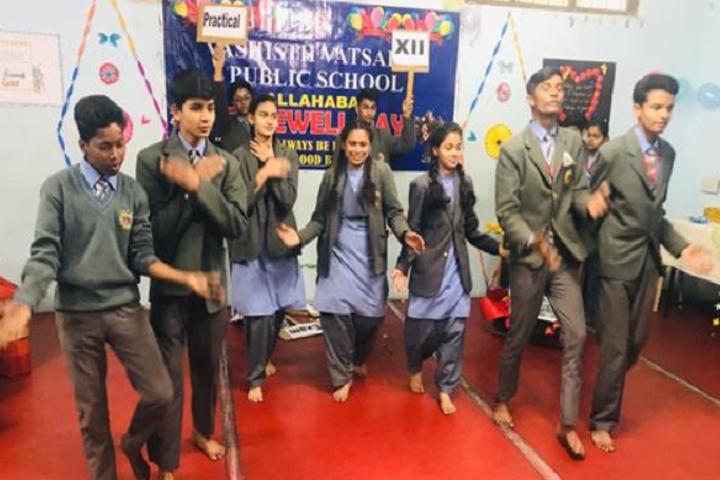 Vashisth Vatsalya Public School-Dance