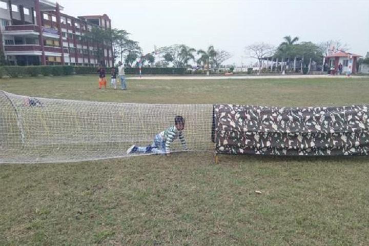 Vashisth Vatsalya Public School-Games
