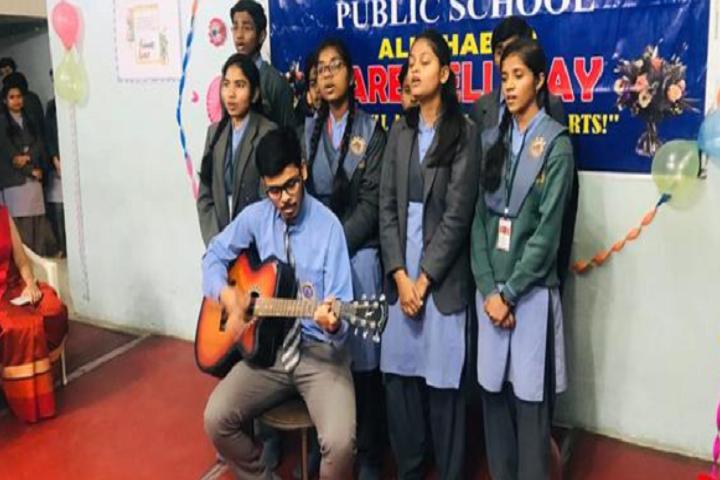 Vashisth Vatsalya Public School-Group Singing
