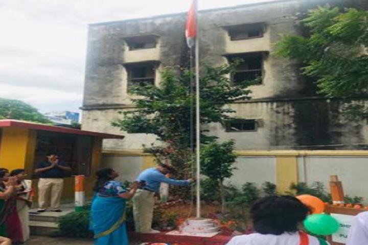 Vashisth Vatsalya Public School-Independence Day
