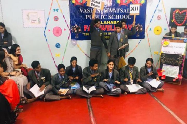 Vashisth Vatsalya Public School-Skit