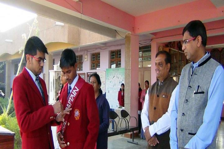 Jawahar Navodaya Vidyalaya-Investiture Ceremony