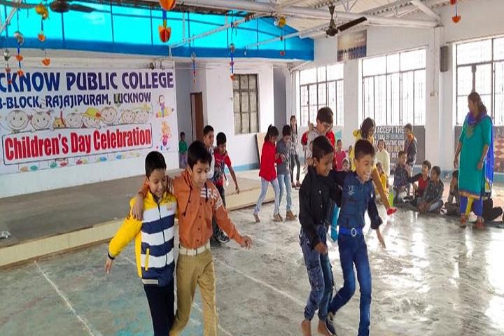 Lucknow Public School-Childrens Day Celebration