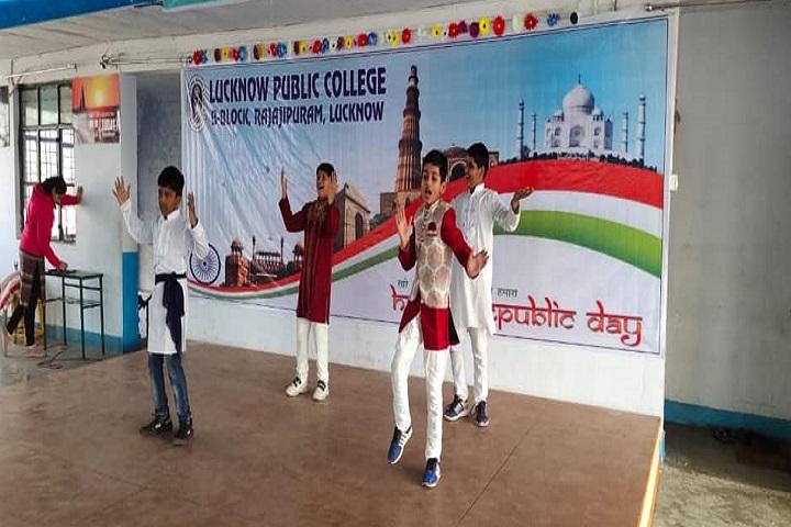 Lucknow Public School-Dance