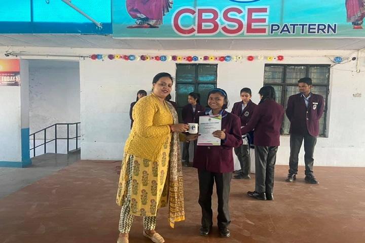 Lucknow Public School-Prize