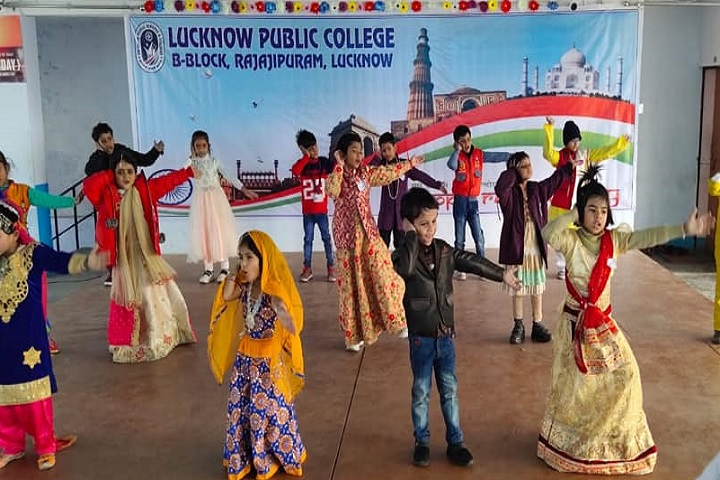 Lucknow Public School-Republic Day Celebration