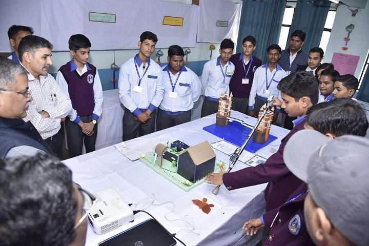 Lucknow Public School-Science Exhibition