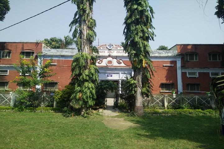 Raghunath Girls Inter College-School Campus