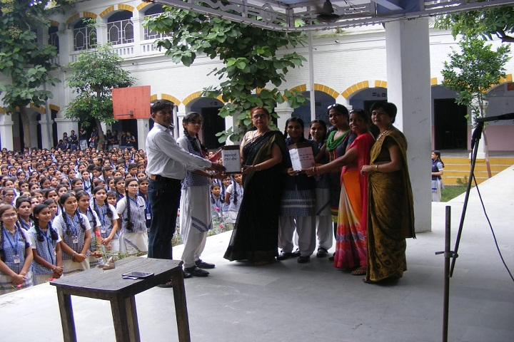 Raghunath Girls Inter College-Social Service