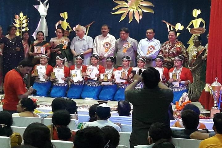 Raghunath Girls Inter College-Winners