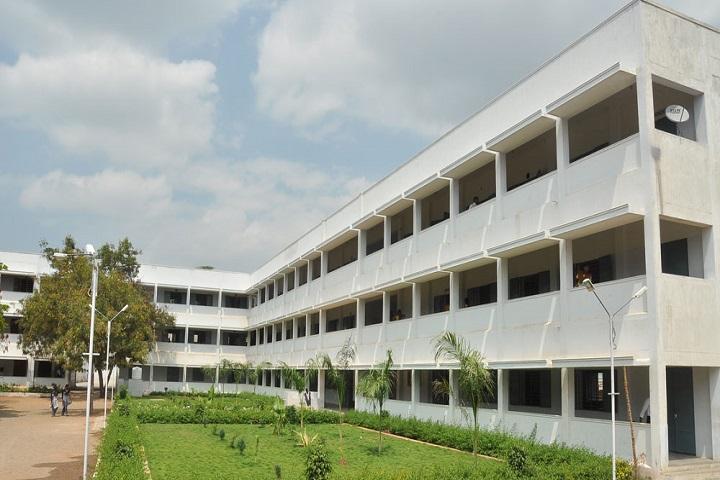 Sri Ragavendra Matriculation School-Campus