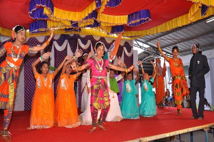 Sri Ragavendra Matriculation School-Cultural Event