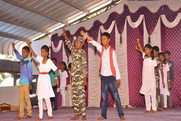 Sri Ragavendra Matriculation School-Dance