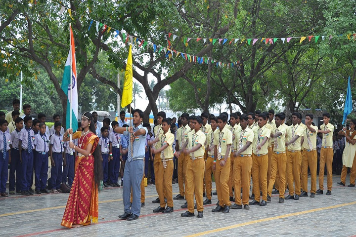 Sri Ragavendra Matriculation School-School Activity