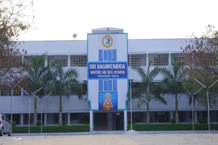 Sri Ragavendra Matriculation School-School Building
