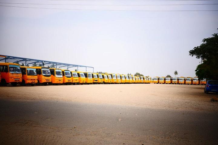 Sri Ragavendra Matriculation School-Transport
