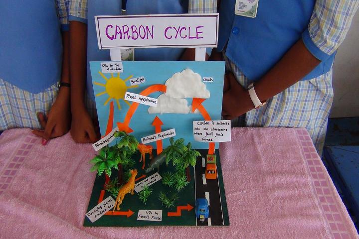 Wisdom Matriculation Higher Secondary School-Science Exhibition