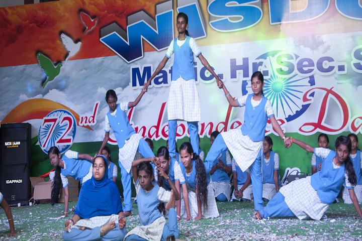 Wisdom Matriculation Higher Secondary School-Yoga
