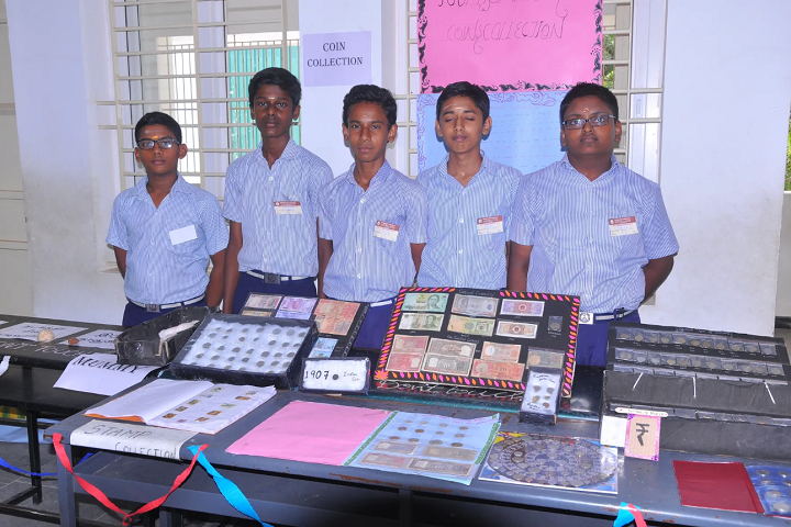 Vivekananda Vidyalaya Matric Higher Secondary School-Expo