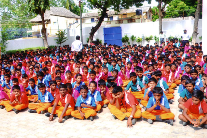 Dhanalakshmi Srinivasan Matric Higher Secondary School-School Event